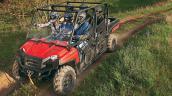 Мотовездеход Ranger Crew 800 1