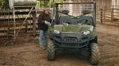 Мотовездеход Ranger Diesel 2