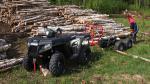 Квадроцикл Sportsman 800 EFI Forest 3